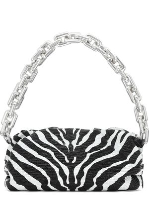 Bottega Veneta Kobieta Torebki na ramię - The Chain Pouch leather shoulder bag