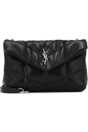 Saint Laurent Loulou Puffer Mini shoulder bag