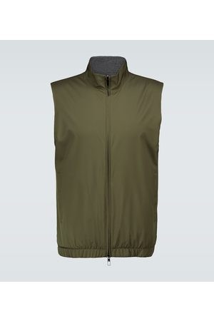 Loro Piana WindWish™ reversible gilet