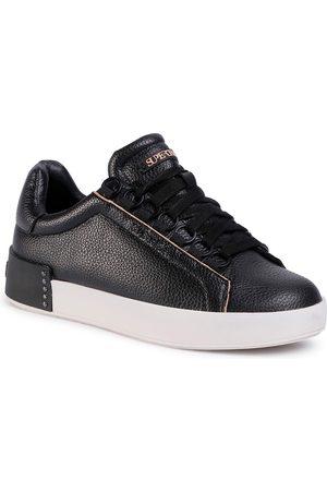 SuperTrash Sneakersy - Lina Ced W 2011 001505 Blk/Nud 0929