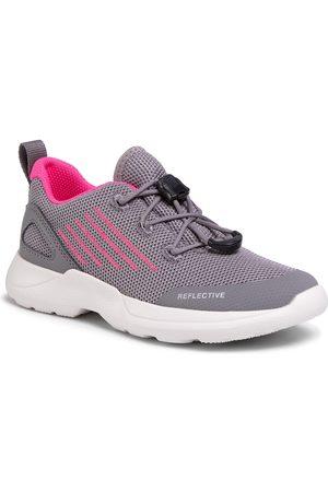 Superfit Sneakersy - 6-06213-26 D Hellgrau/Rosa