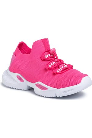 Bartek Dziewczynka Sneakersy - Sneakersy - 78203/65A Fuksja