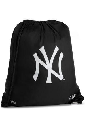 New Era Plecak - Mlb Gym Sack Neyyan 11942038 Black
