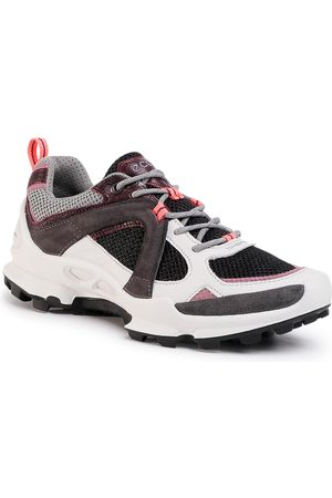 Ecco Trekkingi - Biom C-Trail W Low 80310351833 Shadow White/Wine/Black