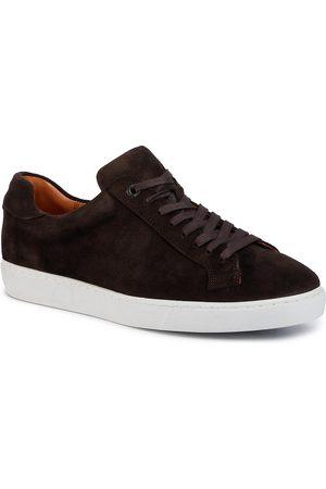 Gino Rossi Sneakersy - MI07-A972-A801-03 Dark Brown