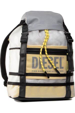 Diesel Plecak - X06625 P3196 Transparent/Vibrant Yellow P3196