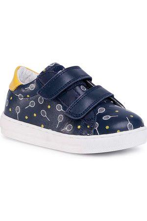 Naturino Sneakersy - Falcotto By Falcotto Juni 0012014625.02.1C49 Navy/Bianco