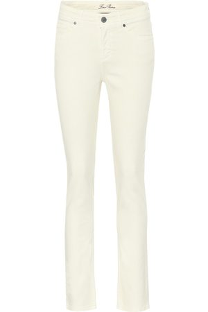 Loro Piana Mathias high-rise skinny jeans