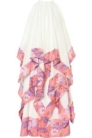 Loewe Kobieta Sukienki maxi - Paula's Ibiza linen and cotton maxi dress