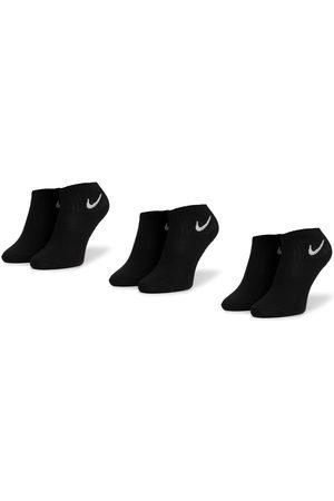Nike Zestaw 3 par niskich skarpet unisex - SX7677 010