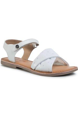 Gioseppo Dziewczynka Sandały - Sandały - 58902 White