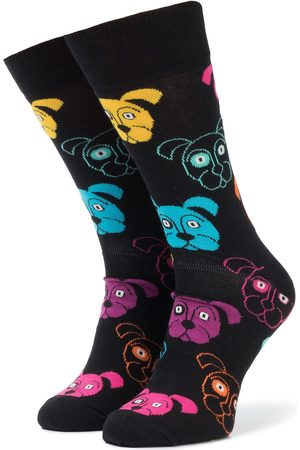 Happy Socks Skarpety Wysokie Unisex - DOG01-9001