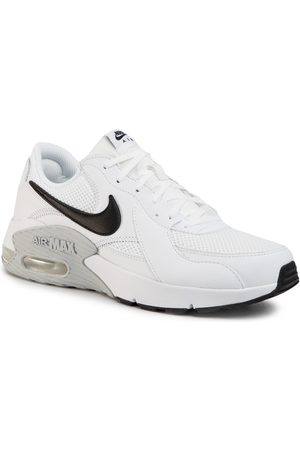Nike Buty - Air Max Excee CD4165 100 White/Black/Pure Platinum