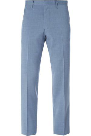 Tiger of Sweden Mężczyzna Spodnie eleganckie - Spodnie do garnituru z wełny model 'Thodd'