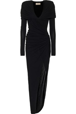 ALEXANDRE VAUTHIER Asymmetric jersey dress