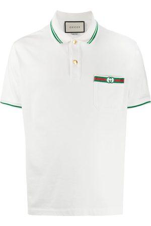 Gucci Mężczyzna Koszulki polo - White