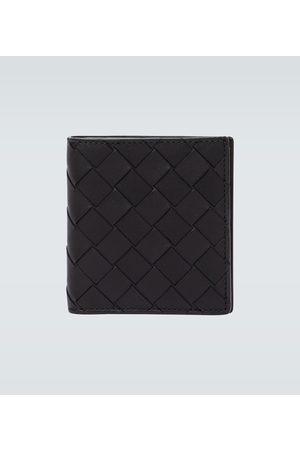 Bottega Veneta Portmonetki i Portfele - Folded leather wallet