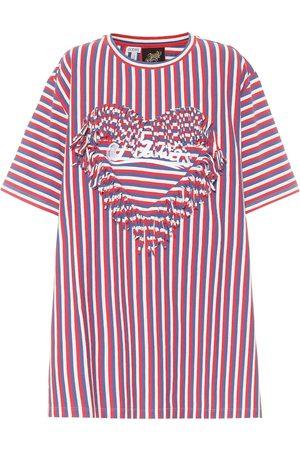 Loewe Paula's Ibiza striped cotton T-shirt