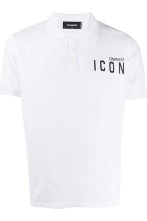 Dsquared2 Mężczyzna Koszulki polo - White