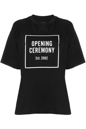 Opening Ceremony Kobieta Koszule - Black