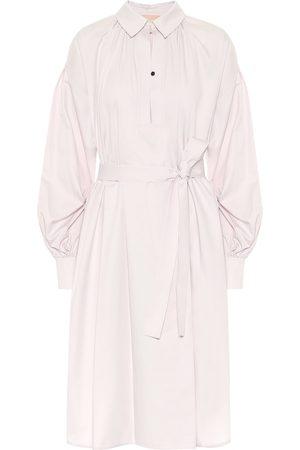 Roksanda Kobieta Sukienki midi - Simina cotton-poplin shirt dress