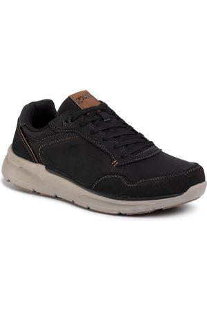 Go Soft Mężczyzna Buty casual - Sneakersy - GF19F295A-8 Black