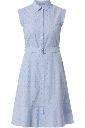 Jake*s Kobieta Sukienki dzienne - Sukienka koszulowa z wzorem w paski