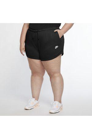 Nike Spodenki damskie Sportswear (duże rozmiary) - Czerń