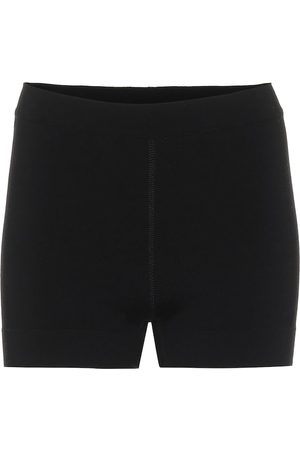 Alaïa Stretch-wool shorts