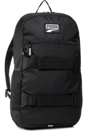 Puma Plecaki - Plecak - Deck Backpack 076905 01 Black