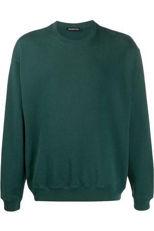 Balenciaga Mężczyzna Bluzy - Green