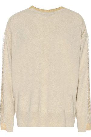 Stella McCartney Kobieta Swetry i Pulowery - Cashmere and wool sweater