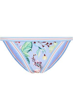 ZIMMERMANN Belltitude floral bikini bottoms