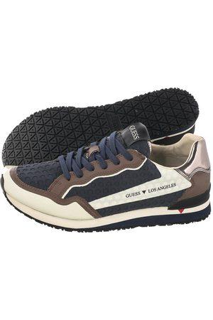 Guess Mężczyzna Sneakersy - Sneakersy Genova Blue FM7GEN ESU12 (GU8-a)