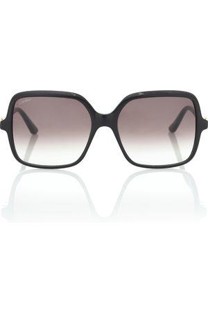 CARTIER EYEWEAR Signature C square sunglasses