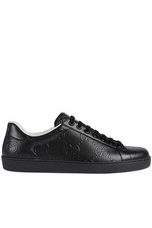Gucci Mężczyzna Sneakersy - Black