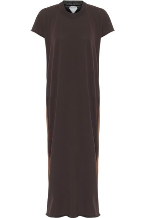 Bottega Veneta Jersey midi dress