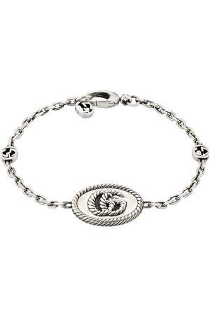 Gucci Mężczyzna Bransoletki - Silver