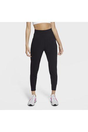 Nike Damskie spodnie treningowe Bliss Luxe - Czerń