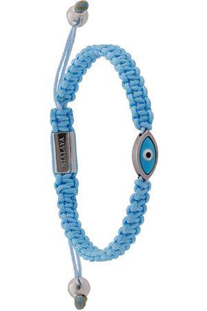 Nialaya Jewelry Mężczyzna Bransoletki - Blue