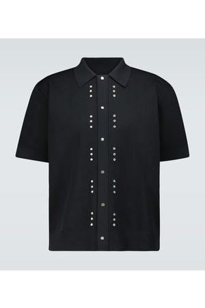 Bottega Veneta Koszulki polo - Technical piqué knitted shirt