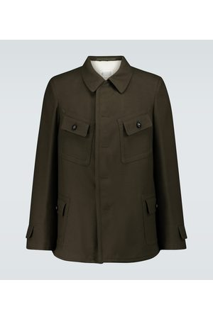 Maison Margiela Military casual jacket
