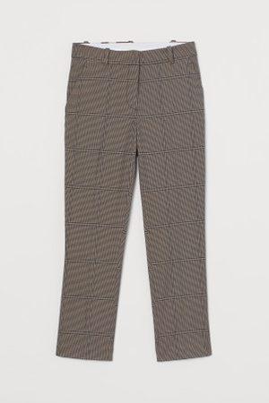 H&M Kobieta Spodnie eleganckie - Spodnie cygaretki