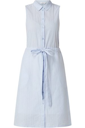 TOM TAILOR Sukienka koszulowa z wzorem w paski