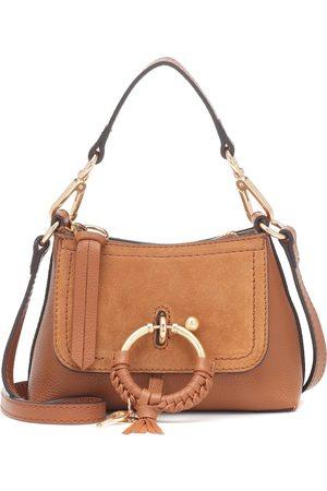 Chloé Joan Mini leather crossbody bag