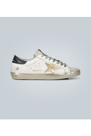 Golden Goose Distressed Superstar sneakers