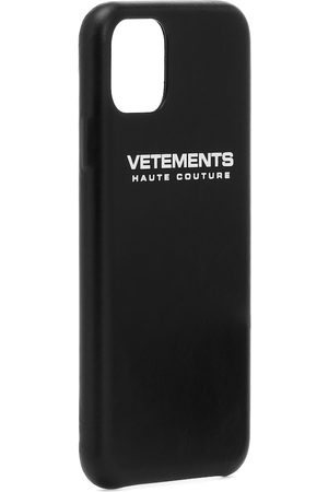 Vetements Leather iPhone 11 Pro Max case