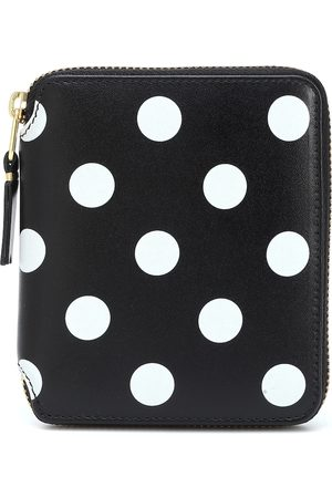 Comme des Garçons Dots Medium leather wallet