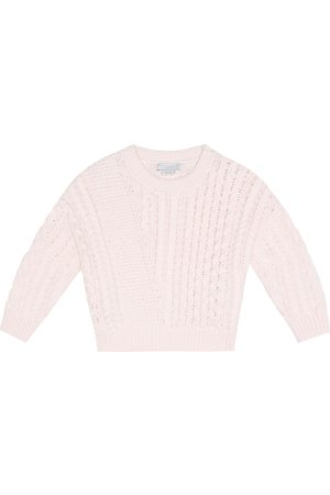 Stella McCartney Baby cotton and wool sweater