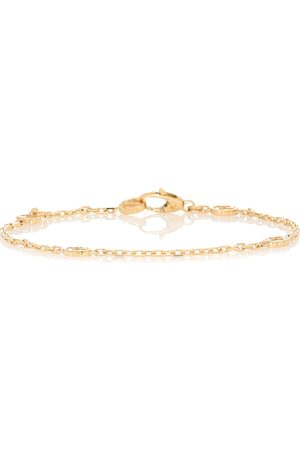 Gucci Interlocking G 18kt gold bracelet